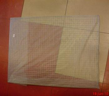 Wire Mesh Rectangular