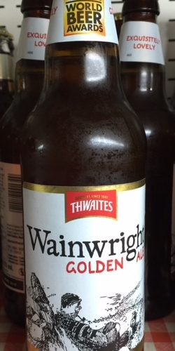 Wainwright Golden Ale 500ml Chilled