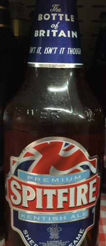 Spitfire 500ml Chilled