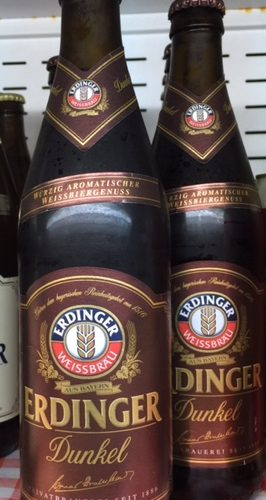 Erdinger Dark 500ml Chilled