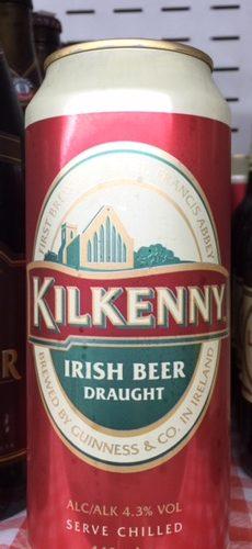 Kilkenny 500ml Chilled