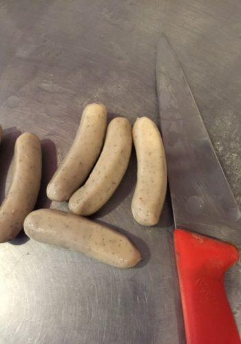 Italian Pork Cipolata (40gm)