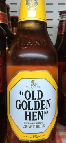 Old Golden Hen 500ml Chilled