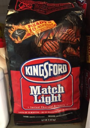 Kingsford Briquettes Match And Light 2.49kg