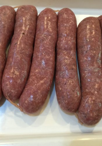 Rosemary Lamb Sausage (100gm)