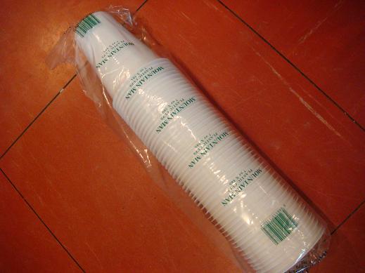 Plastic Cups 50s