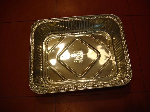 Foil Tray Small (A4 Size)