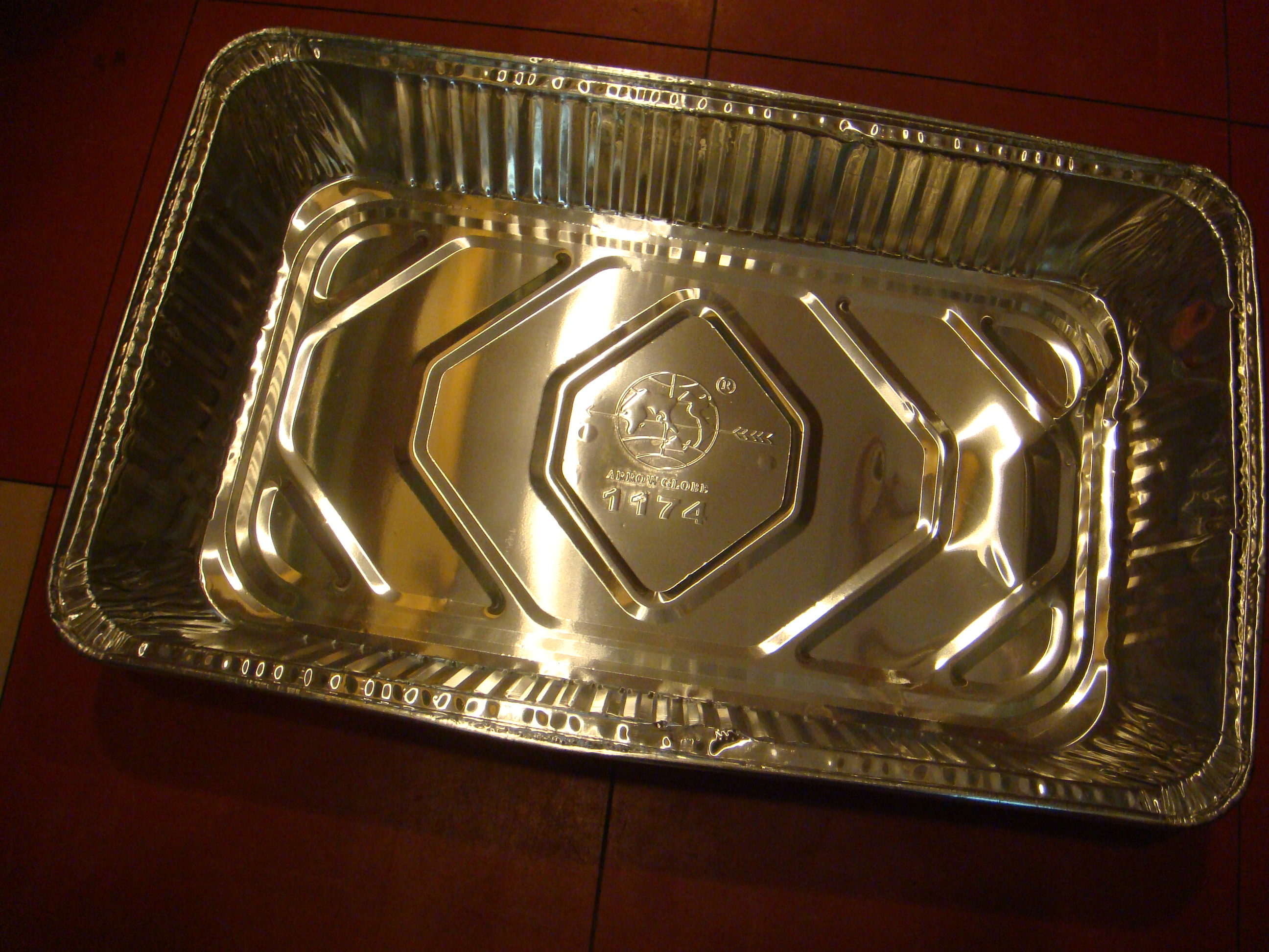 Foil Tray Large