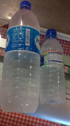 Chilled Mineral Water 1.5L