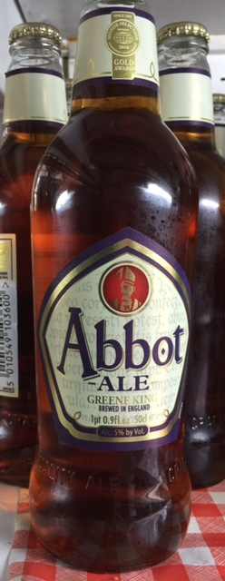 Abbot Ale 500ml Chilled