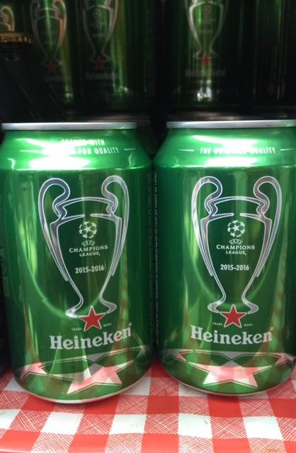 Heineken 330ml Chilled