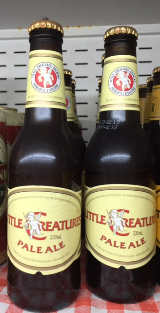 Little Creatures Pale Ale 330ml Chilled