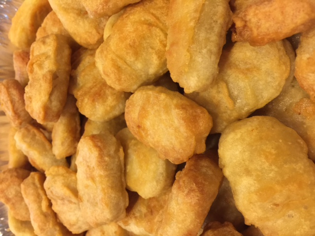 Cooked Chicken Nuggets (10pcs)
