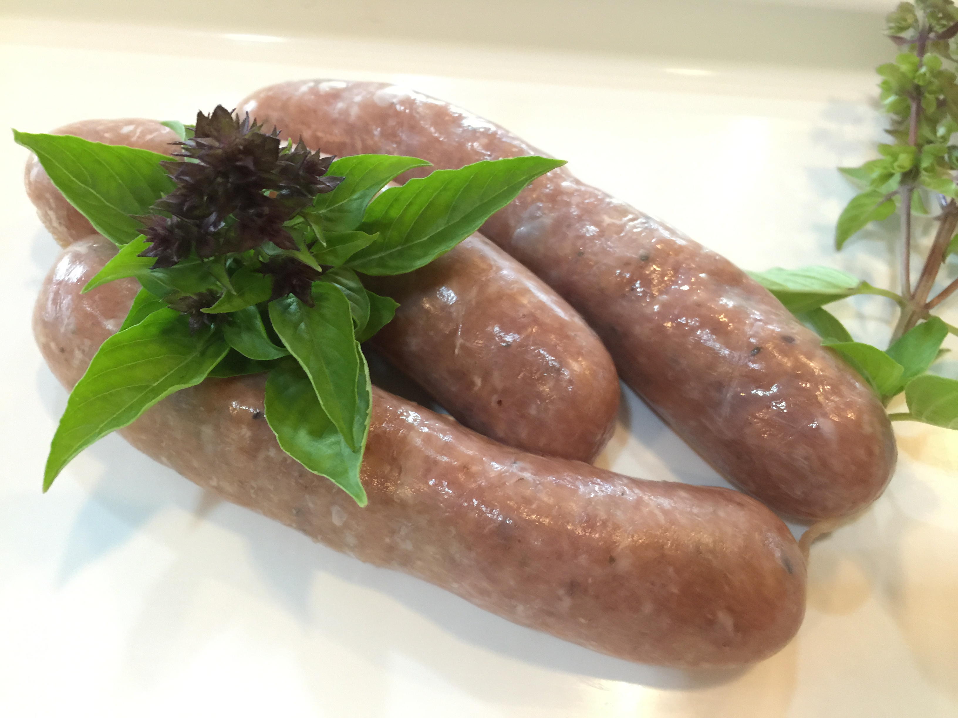 English Cumberland Sausage (80gm)