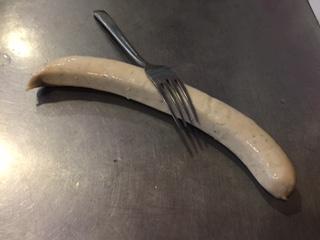 Veal Sausage (150g)